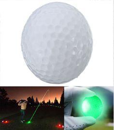 Golf Gift Idea LED Gollfballs