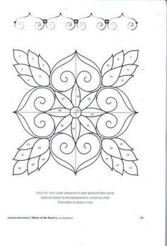 2007 Best Embroidery Borders & Corners & Blocks images in