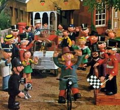 Camberwick Green, those were the days.