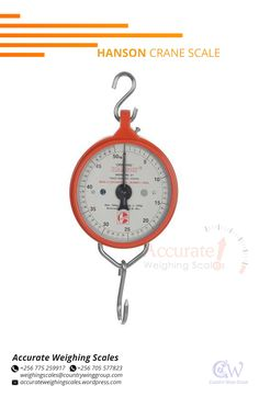 Accurate Weighing Scales crane scales are available in both mild steel and stainless steel purposely solving the issue of rusting for clients who weigh bags under moisture related conditions. For inquiries on deliveries contact us Office +256 (0) 705 577 823, +256 (0) 775 259 917 Address: Wandegeya KCCA Market South Wing, 2nd Floor Room SSF 036 Email: weighingscales@countrywinggroup.com Wings Group, Us Office, Industrial Machinery, Weighing Scale, Height And Weight, 2nd Floor, Crane, Stainless Steel, Room
