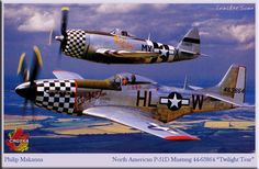 .P 51  MUSTANGS  GREAT PHOTO !