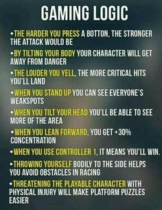 Some of these should work by the time they develop a more advanced virtual reality (like the nerve gear in SAO) We've been training all our lives!