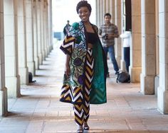 This season we say reach for the starts in your fashion. This beautiful African print kimono is a versatile addition thats sure to turn heads. Bright and bold but not too loud as the season. This African print kimono works great against block colours keeping it the centre star of attraction.