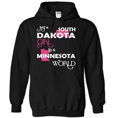 Just A South Dakota Girl In A Minnesota World