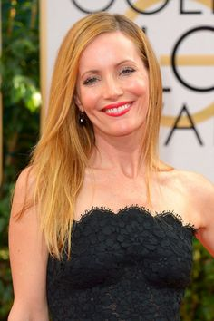 Globe Glamour: The Best Beauty Looks via #refinery29. Leslie Mann gets red carpet ready using Biolage Agave Nectar Control Gel.