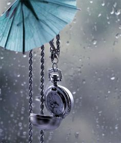 Time for Rain by sternenfern on DeviantArt Walking In The Rain, Singing In The Rain, Ethereal Photography, Rain Photography, Splash Photography, Amazing Photography, I Love Rain, When It Rains, Thunderstorms