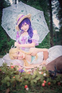 weisa(weisa) Eri Ayase Cosplay Photo - WorldCosplay