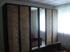 Komplettes Schlafzimmer schwarz mit Korkfront / Haushaltsauflösung