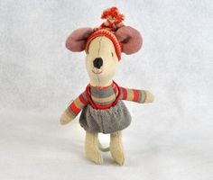NEW! Autumn 2013 Little Brother Mouse by #Maileg - Sold by Funky Kitsch £11.99