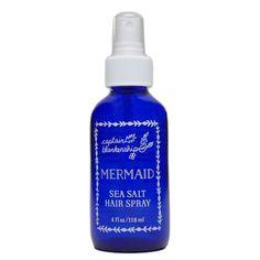 Mermaid Sea Salt Hair Spray