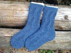 Hannover socks (free pattern)