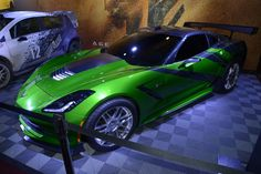 Image: Chevrolet Corvette Stingray from Transformers 4, 2013 SEMA Show, size: 1024 x 683, type: gif, posted on: November 8, 2013, 5:24 am - MotorAuthority