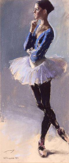 Page 2 « Pastel Works | Valeriy Gridnev