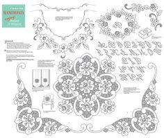 cutwork diagrams
