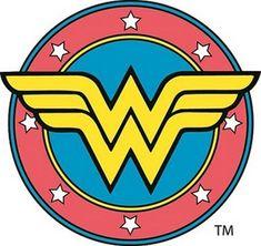 Brand New 6 x 8 inch Peel-off - Wonder Woman Logo Sticker - Pink - Girlie- Window - Auto Decal. Paper Flower Wall, Flower Wall Decor, Superwoman Logo, Wonder Woman Logo, Scroll Saw Patterns, Logo Sticker, Planner, Jeep Life, Car Decals