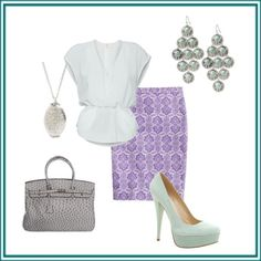 Summer outfits - Work, Church, Date, created by yourstyleartist on Polyvore