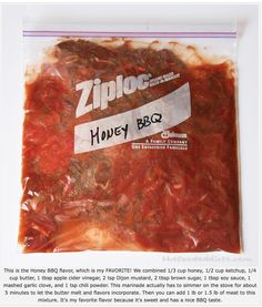Honey BBQ Beef Jerky recipe (I added of liquid smoke) + other beef jerky flavor recipes Honey Bbq Beef Jerky Recipe, Homemade Beef Jerky, Venison Recipes, Smoker Recipes, Jerkey Recipes, Jerky Marinade, Deer Recipes, Dehydrated Food, Dehydrator Recipes