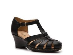 Softspots Idelia Wedge Sandal Comfort Women's Shoes - DSW