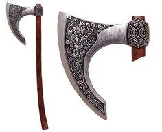 Топоры викингов | Секира купить в магазине сувенирного оружия или интернет магазине макетов Все модели являются декоративными копиями (репликами) или массогабаритными (ммг) макетами