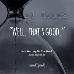 """Well, that's good."" - from Waiting On The World (on Wattpad) https://www.wattpad.com/380146477?utm_source=ios&utm_medium=pinterest&utm_content=share_quote&wp_page=quote&wp_uname=emilytaylorwatson&wp_originator=SQK6FHJUKLBASIE0gvQUTsAfk0js31N%2FdqXcqSTQvhVUzl4pJM4vxPPEccCiw%2BrYzkHJlh4xUQ7Q1w0o%2FhrKqdZu1JfKtf99EdCSf9UlsGSt7xT7JNpb2NsP4yxXZ8oR #quote #wattpad"