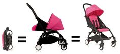Could this be the perfect stroller for London Mums - review BabyZen Yoyo - suitable from birth.