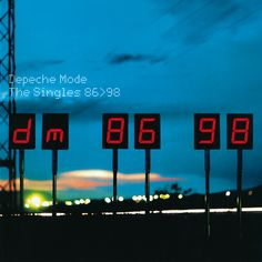 The Singles 86>98; Depeche Mode; JPEG; 1000×1000
