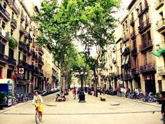 Cheap Hotels near Passeig del Born Barcelona Barcelona City, Barcelona Catalonia, Barcelona Travel, Santa Maria, The Places Youll Go, Places To Go, Cheap Hotels, Pedestrian, European Travel