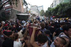 25 Poderosas imágenes que prueban que México está lleno de héroes
