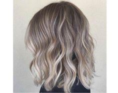 Hot trend w koloryzacji włosów 2016: ombre w popielatych odcieniach - Strona 5