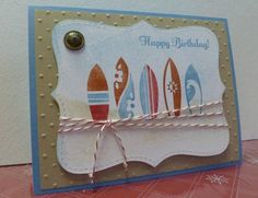 summer splash by camcao - Cards and Paper Crafts at Splitcoaststampers