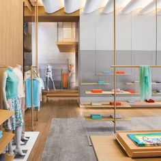 Gabellini Sheppard Crafts Ethereal Flagship for Cashmere Brand 1436 in Beijing