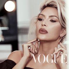 "1,436 Likes, 11 Comments - Kim Kardashian Snapchats (@kimksnapchats) on Instagram: ""Kim x Vogue Taiwan #kimkardashian @kimkardashian @makeupbymario @fashionistaarabia"""