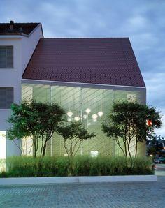 Nissen & Wentzlaff Architekten - Basellandschaftliche Kantonalbank, Basel 2007