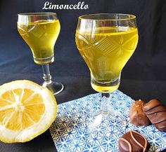 Rocsy in bucatarie: Limoncello Limoncello, Flute, Mai, Tableware, Smoothie, Tasty, Drinks, Food, Alcohol