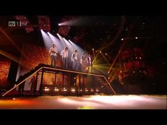 One Direction - The X Factor 2010 Live Final - Torn  beautiful <3