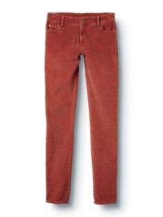 Downtown Girl Collection -Woodstock Skinny Cord Pants, Quiksilver Womens