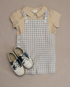 Gingham Check Bailey Shortall. So cute I can't stand it.