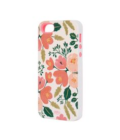 Botanical iPhone case.