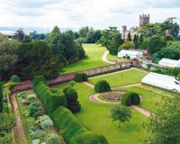 Highclere Castle & Gardens aka Downton Abbey.  A great half-way point between London and Bath.