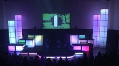 SLAM INTRO (first Sunday on the new stage)