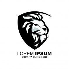 Logo Lion, Lion Head Logo, Leon Logo, Logo Esport, Lion Forearm Tattoos, Lion Couple, Nouveau Logo, Lion Images, H Logos