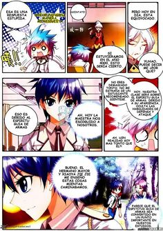 Combat Continent II Capítulo 10 : La Diosa Mariposa de la Luz. página 2 (Cargar imágenes: 10) - Leer Manga en Español gratis en NineManga.com