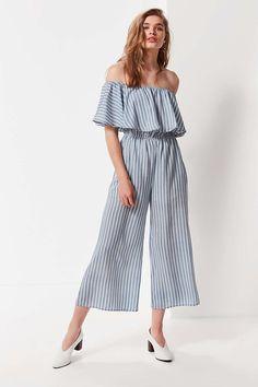 60681d62717cd1 Spring s best jumpsuits Striped Jumpsuit