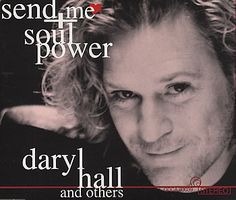 Image detail for -Daryl Hall Send Me + Soul Power Japan Promo CD album (CDLP) (146627)