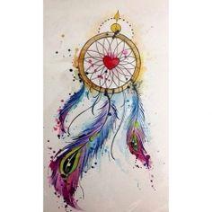 Tatuagem de filtro dos sonhos: significado e inspirações