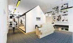 Bauhaus Architecs & Associates's Office (Vietnam, / Bauhaus Architecs & Associates Workspace Design, Office Workspace, Office Spaces, Bauhaus, Retail Architecture, Smart Office, Vietnam, Construction, Living Room