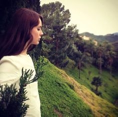Lana Del Rey BTS Behind The Scenes of the Summertime Sadness music video