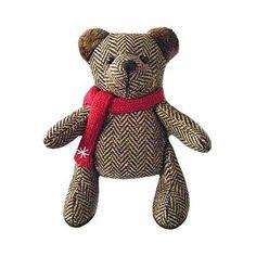 Cute Stuffed Bear Ornament St. Nicholas Square http://www.amazon.com/dp/B00B0FR9H6/ref=cm_sw_r_pi_dp_u4VEub1V2CRB1