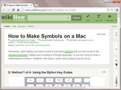 """La touche ALT peut vous aider à accéder aux codes """"alt"""", ou des caractères qui ne sont pas facilement disponibles sur un clavier normal. Ces codes peuvent être utilisés pour écrire dans des langues étrangères, composer des équations mathéma..."""