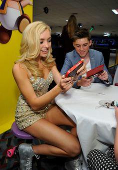 See Fun Pics of the Most Stylish Celebs at Peyton List's Sweet 16 | Twist that looks like fun